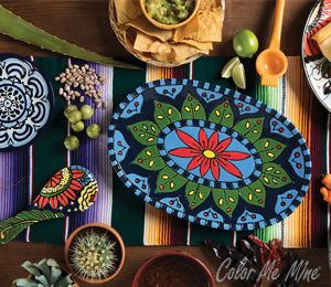 Airdrie Talavera Tableware