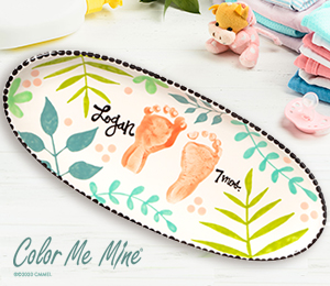 Airdrie Tropical Baby Tray