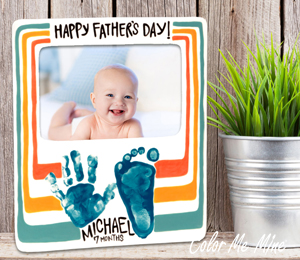 Airdrie Father's Day Frame