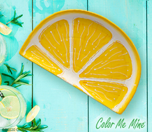 Airdrie Lemon Wedge