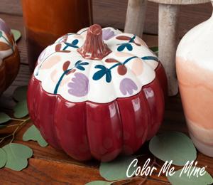 Airdrie Fall Pumpkin Box
