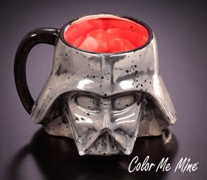 Airdrie Darth Vader Mug