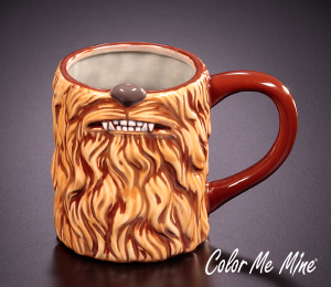 Airdrie Chewy Mug