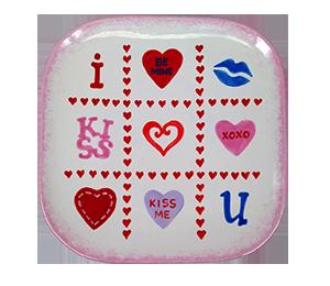 Airdrie Valentine's Tic Tac Toe