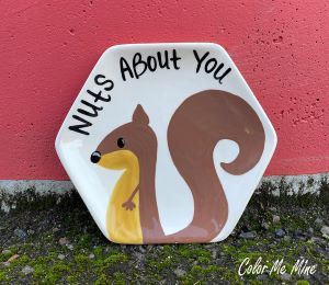 Airdrie Squirrel Plate